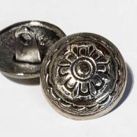 """M-800 Southwestern Metal Button, 13/16"""""""