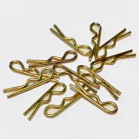 MC-002-Gold Metal Fastener, Sold per Dozen