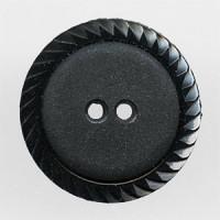 NV-1334-Black Fashion Button, 3 Sizes