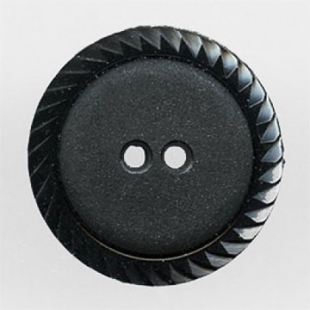 NV-1334-Black Fashion Button, 3 Sizes