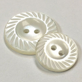 P-1240-Pearly Fashion Button - 2 Sizes