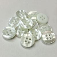 SB-009- Dress Shirt Button - 2 Sizes, Priced per Dozen