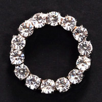 Z-300-Crystal Rhinestone Accessory