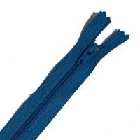 ZPN-3BL12 - #3 Nylon Zipper - 12 inch, Blue