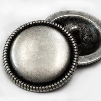 M-182-Concho Style Metal Button