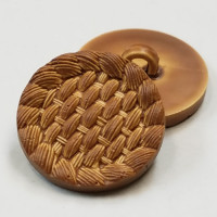 NV-1328 Basketweave Button
