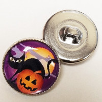 OCH-15-Halloween Button