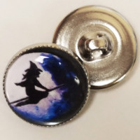 OCH-21-Halloween Button