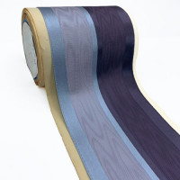 "V1190 Vintage Rayon Ribbon, 4""  - Sold by the Yard"